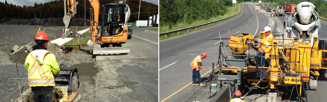 AVL Construction Group - Road Repairs